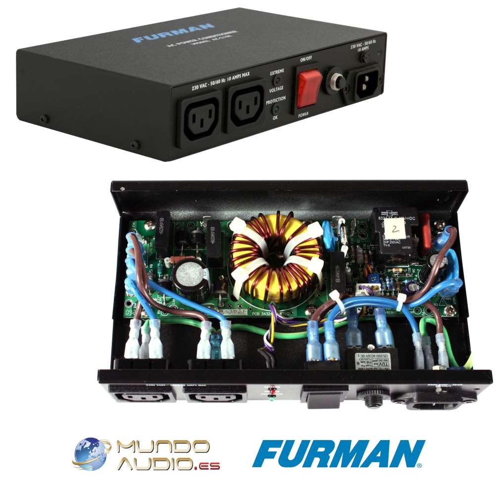Furman AC-210A E acondicionador de red