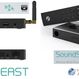 Stream Pro Wireless Multi-Room Sound Streamer