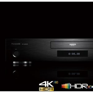 Panasonic Blu-ray Ultra HD DP-UB9000